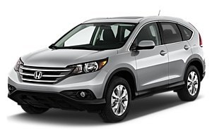 suv rental - example 1