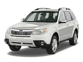 suv rental - example 2